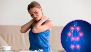 Dolor por fibromialgia