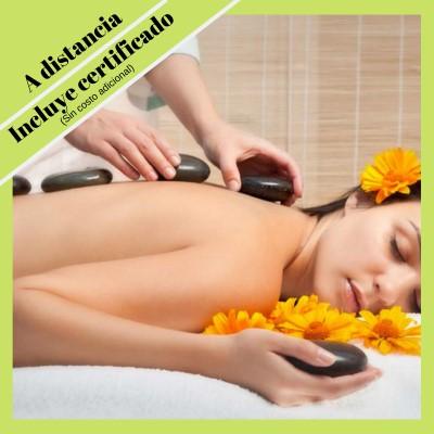 curso de masajes relajantes